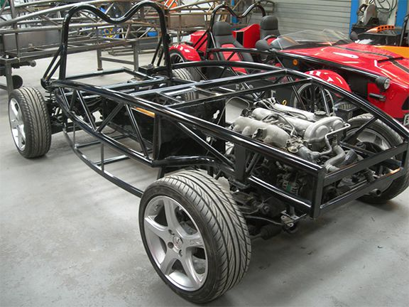Kit Car Manufacturer Mev Ltd
