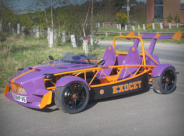 MEV Exocet Kit Car