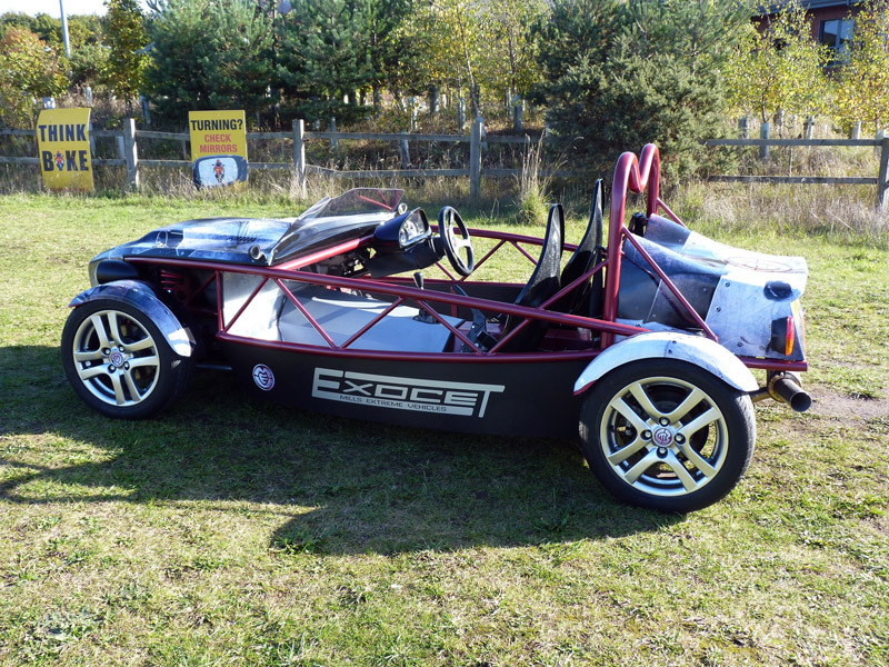 Exocet Kit Car Review