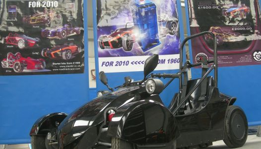 Battmobile Electric Trike