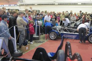 Exocet at Stoneleigh kit car show