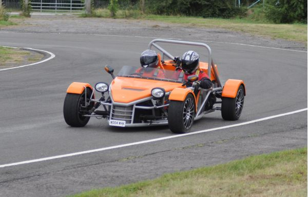 Mev Rocket Exoskeletal Kit Car Mev Ltd